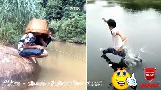 [102YOU] Must Watch New Funny, Best Fails of Comedy Videos 20198, Episode 12