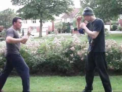 Basic Jeet - Kune - Do Training Image 1