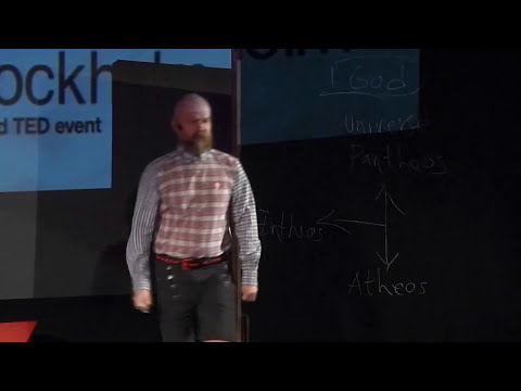 What if the internet is God? Alexander Bard at TEDxStockholm