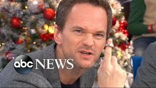 Download Lagu Neil Patrick Harris performs a live magic trick, thinks it's a 'really great hobby' Gratis STAFABAND
