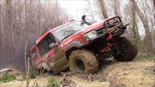 EXTREME OFFROAD   **09/04/2017**  Land Rover Discovery TD5s & Defender 90