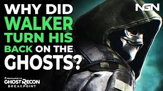 Why did Walker turn his back on the Ghosts || Story / Lore || Breakpoint