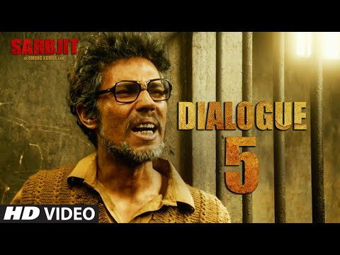 SARBJIT Dialogue Promo 5 - Myself Sarbjit Singh Atwal, India | T-Series
