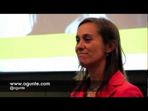 A Better World. Powered by Women - Daniela Soares speaks at Ogunte Women's Social Leadership Awards