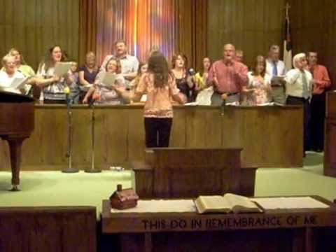 Eddie Young And The Hodgesville Pentacostal Holiness Church Choir - Boundless Love.wmv video