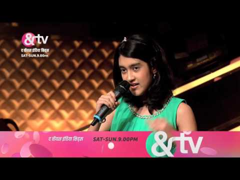 Judges fall in love with Asmi's voice | The Voice India Kids | Sat - Sun 9 PM