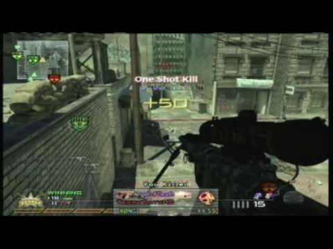 MW2 Sniper Tutorial Video
