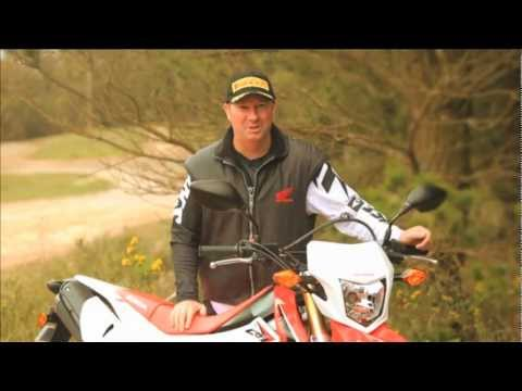 MXTV Bike Review Honda CRF250L