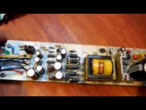Шаговый двигатель ксерокса