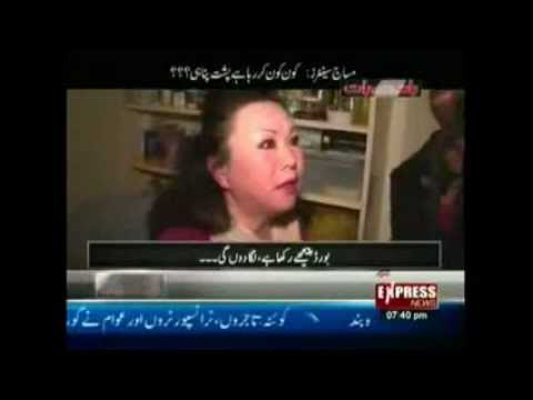 Chinese girls prostitution in Pakistan...Live police raid !!