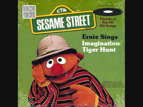 Sesame Street - Tiger Hunt