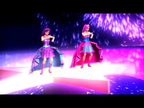Video musical / Detras de camara Oficial de la pelicula Barbie: la princesa y la estrella de pop en ESPA�OL LATINO. (Dia perfecto es...) DVD A LA VENTA 11 DE...