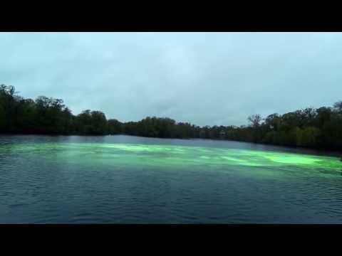 7 Мистических Явлений в Озёрах, Снятых На Камеру