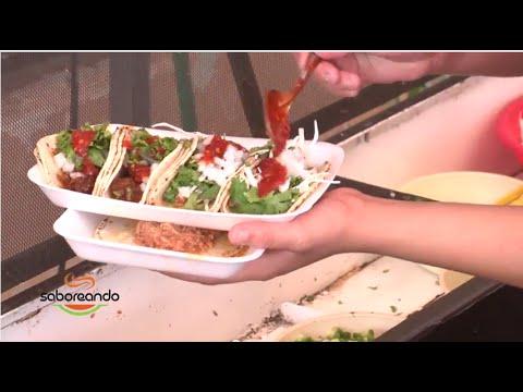 Buenos, bonitos, sabrosos y baratos: Tacos de a $5.00