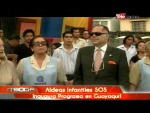 Aldeas infantiles SOS Inaugura Programa en Guayaquil