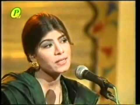 Dil Cheez Hai Kia Jana - Shabnam Majeed-live video