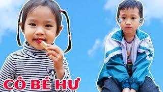 Trò Chơi Cô Bé Hư Hỏng Và Hay Nói Dối - Bé Nhím TV - Đồ Chơi Trẻ Em Thiếu Nhi