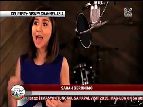 Sarah Geronimo Bilang Si Rapunzel video