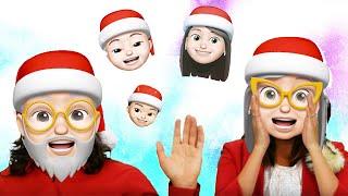 The Animoji Christmas Finger Family Song By FAM JAM