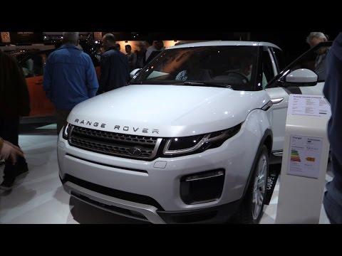 Land Rover Range Rover Evoque 2016 In Depth Review Interior Exterior