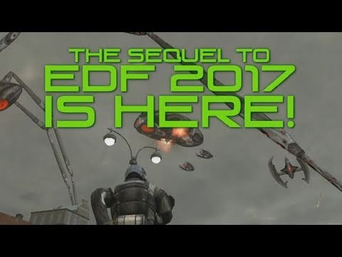 Earth Defense Force: Insect Armageddon – PS3 / X360 – Preview Trailer (E3 2011 Trailer)