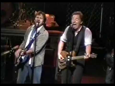 Bruce Springsteen & Eddie Vedder- Better Man 13 10 2004 Music Videos