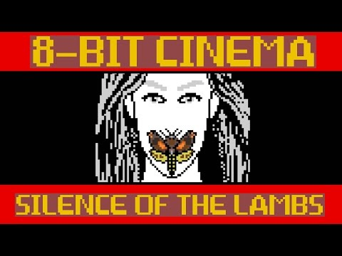 Thumbnail of video Silence of The Lambs - 8 Bit Cinema