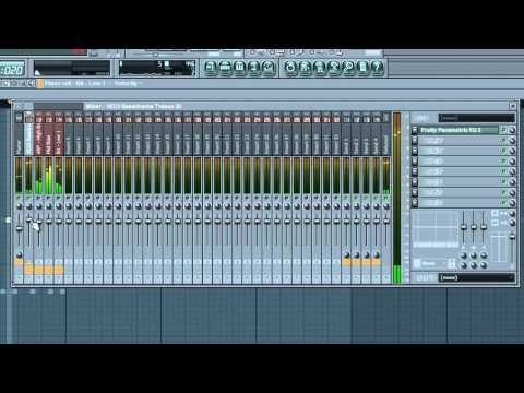 FL Studio 10 - Bass Layering/Mixing
