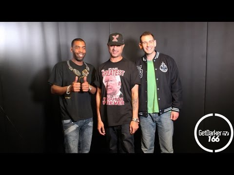 GetDarkerTV #166 - MC's In The Mix - Crazy D, Mighty Moe, Strategy, Buggsy