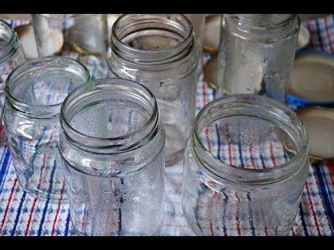Способы стерилизации банок и детских бутылочек в микроволновке
