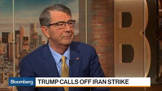 Former Defense Sec. Ash Carter Concerned About 'Unintentional' Conflict With Iran