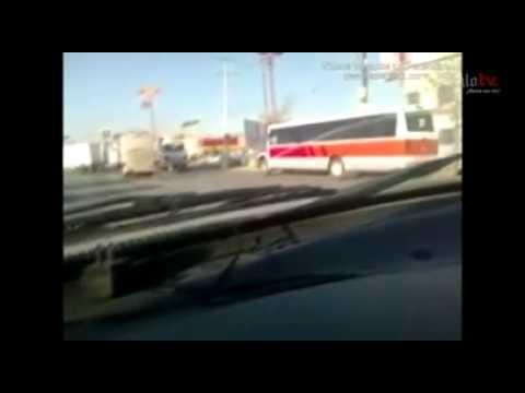 Ciudadanos graban balaceras y bloqueos en Monclova 02:06 Mins | Visto ...