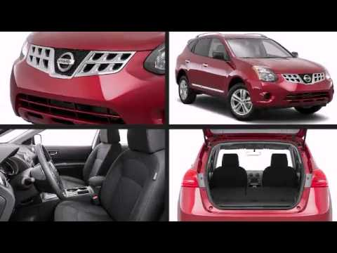 2015 Nissan Rogue Video