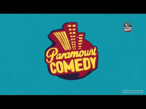 Paramount Comedy Russia Idents 2016