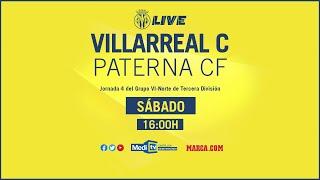 Villarreal C vs Paterna CF