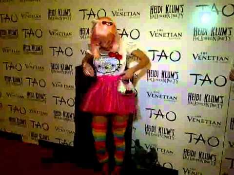 0 Bethenny Frankel On The Halloween Red Carpet at TAO Nightclub