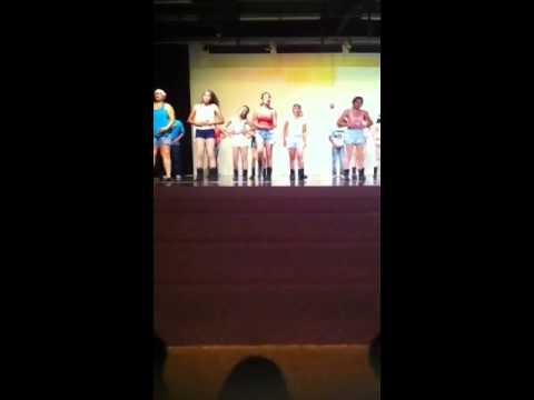 1st dance don Antonio lugo high school