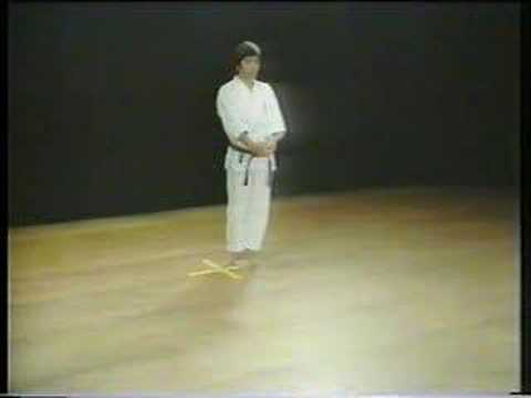 Bassai Dai - Shotokan Karate video