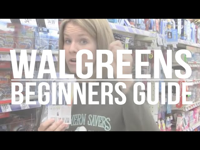 Real Extreme Couponing: Beginners Guide to Walgreens