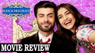Khoobsurat Movie Review: Perfect Fairytale you want to be in!