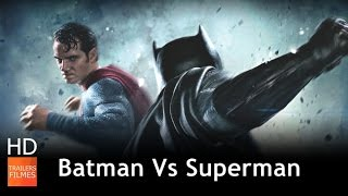 Batman vs Superman - Trailer Legendado