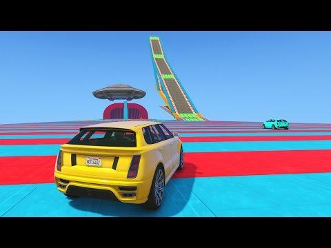 ME LIO!! - CARRERA GTA V ONLINE - GTA 5 ONLINE