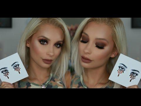 Kylie Cosmetics Kyshadow Tutorial   Nicol Concilio