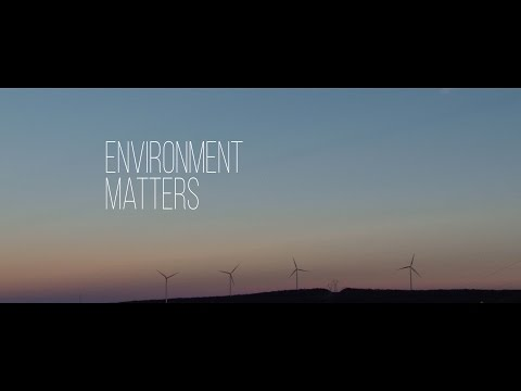 Environment Matters on WV Public Broadcasting - April 2016