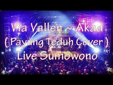 Via Vallen  ~ Akad ( Payung Teduh Cover ) SERA Live Sumowono