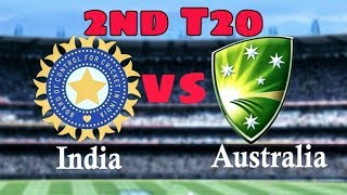 India vs Australia 2nd T20 highlights 2019 HD