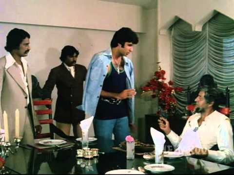 Amar Akbar Anthony - Part 7 Of 17 - Amitabh Bachchan - Vinod Khanna - Hit Action Movies video