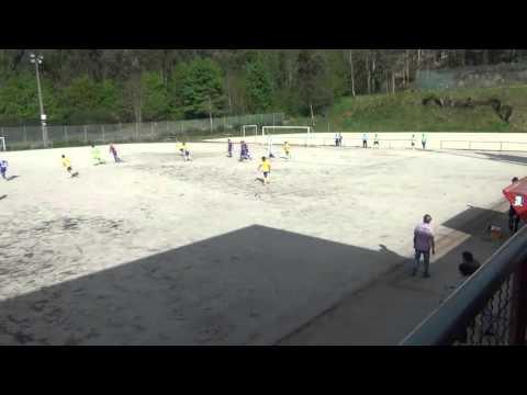 Futebol / 1� Distrital Aveiro / Canedo x �gueda / 2� Parte /  VL21