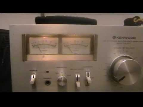 Vintage Audio - Kenwood KA-9100 with Transmission Line Pro 9 Speakers(read the description)