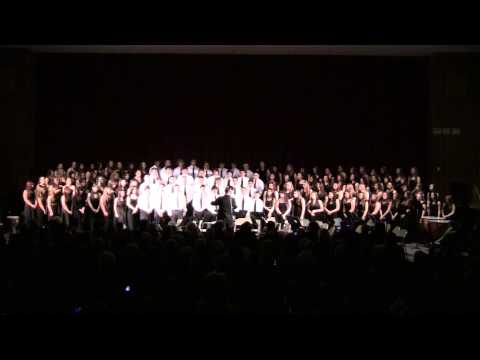 Rockin' Jerusalem - Andre J. Thomas - Smithtown High School East Concert Choir